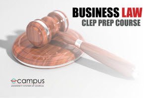 eCore Introductory Business Law CLEP Prep (Spring 2019)