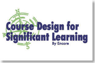 Course Design for Significant Learning - Fall 2018