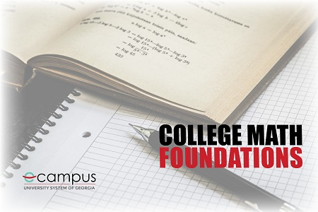 College Math Foundations 2020/21