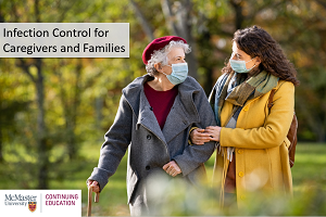 Infection Control for Caregivers and Families