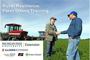 Rural Resilience: Farm Stress Training