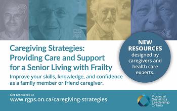 Caregiving Strategies (Spring 2021)